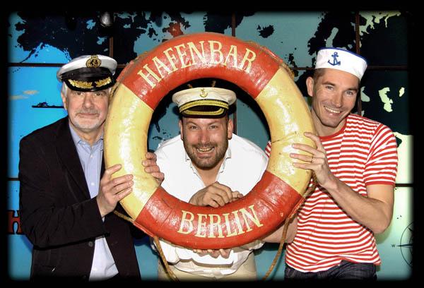Klaus Zagermann, Fabian Böckhoff, Stefan Rupp